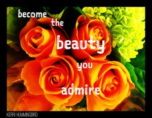 Become the Beauty You Admire