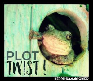 """Read more about the article When Life Veers Somewhere New, Yell """"Plot Twist!"""""""