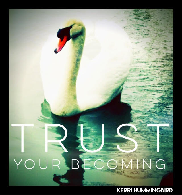 You are currently viewing Trust Your Becoming