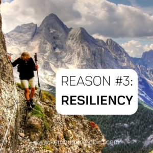 Read more about the article Reason #3: Resiliency