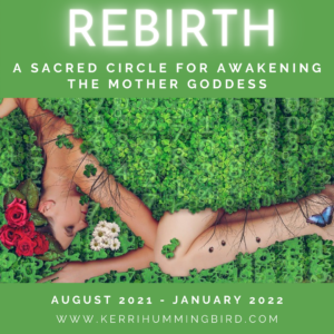 Read more about the article Mother Earth is calling you home for Rebirth. Can you feel her?